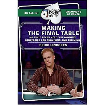 Making the Final Table by Lindgren & Erick