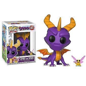Spyro el dragón Funko POP vinilo figura Bobblehead
