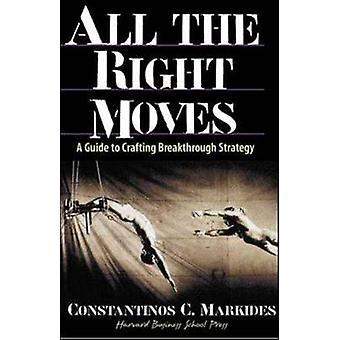 All the Right Moves - un Guide de stratégie percée du Con d'artisanat