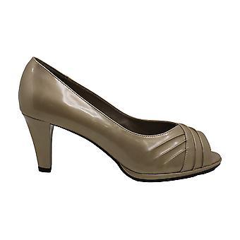 Soft Style Womens Fayth Peep Toe Classic Pumps