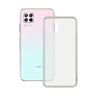 Gsm-hoesje met TPU Edge Huawei P40 Pro Contact Flex Transparant