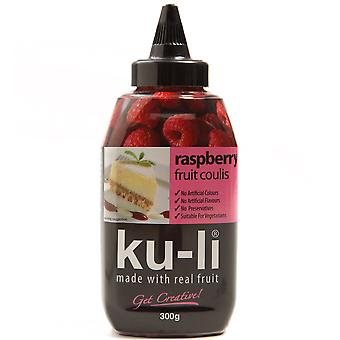 Ku-Li Raspberry Fruit Coulis