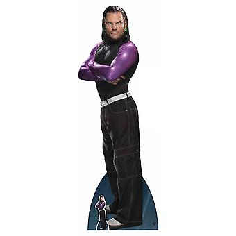 Jeff Hardy Officielle WWE Lifesize Pap Udskæring / Standee / Standup