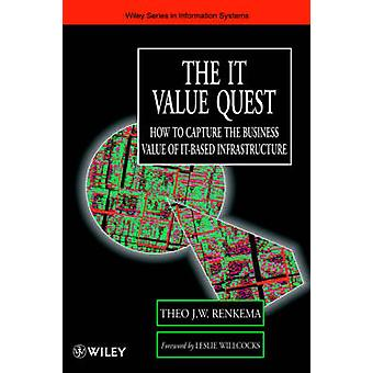 The IT Value Quest - How to Capture the Business Value of IT-Based Inf