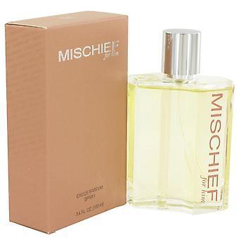 Travessuras Eau De Parfum Spray por beleza americana 3,4 oz Eau De Parfum Spray