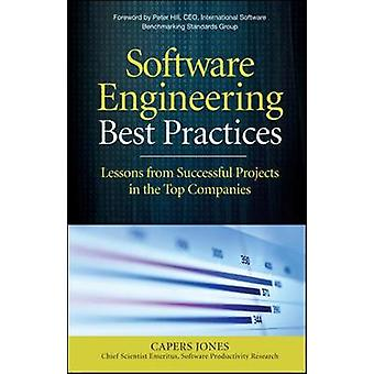 Best practices voor software engineering door Capers Jones