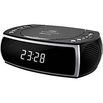 Silva Schneider CCD 16 Radio alarm clock FM Black