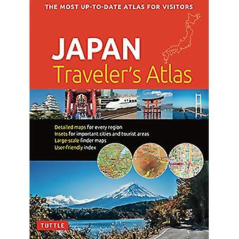 Japan Traveler's Atlas - Japan's Most Up-to-date Atlas for Visitors by