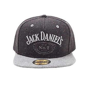 Jack Daniel's Old No.7 Logo Snapback Cap