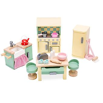 Le Toy Van Doll House Daisylane cucina