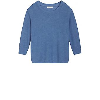 Sandwich Clothing Blue Knit Jumper