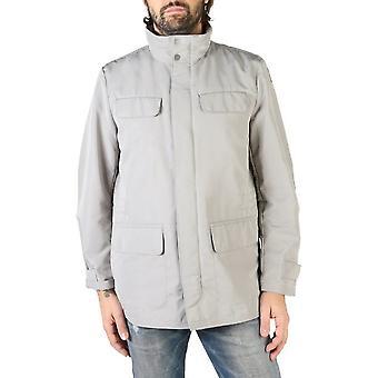 Geox - Clothing - Jackets - M6220HT0351-F5005_TORTORA - Men - gray - 52