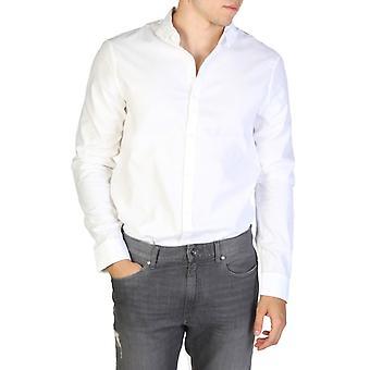 Man cotton long shirt t-shirt top ae00279