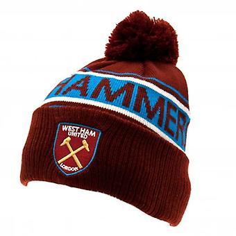 West Ham United Ski Hat TX