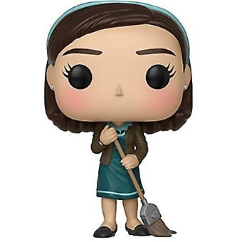 Shape of Water - Elisa W/Broom USA import