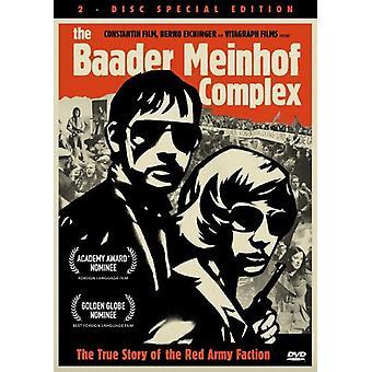 The Baader Meinhof Complex [2 Discs] [DVD] USA import