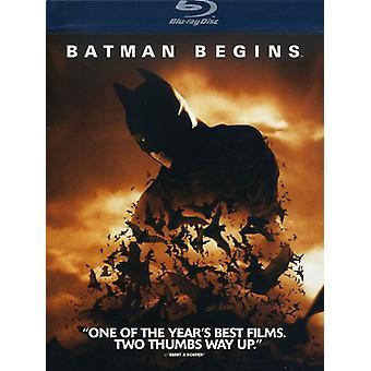 Batman Begins [BLU-RAY] USA import