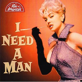 I Need A Man [CD] USA import