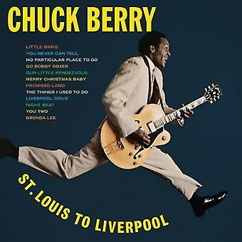 Chuck Berry - St. Louis to Liverpo [CD] USA import