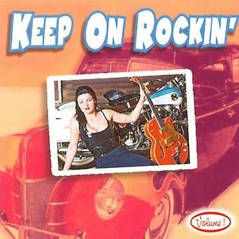 Various Artist - Keep on Rockin' [CD] USA import