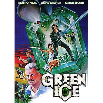 Green Ice [DVD] USA import
