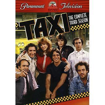 Taxa - Taxi: Sæson 3 [DVD] USA importerer