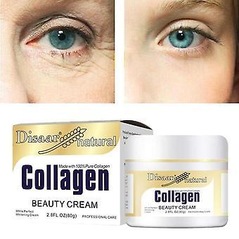 Anti Rynke Cream Kollagen Power Lifting Face Cream - Hudpleje Kridtning