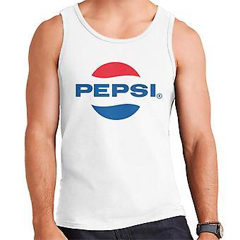Pepsi Logo Vest uomo
