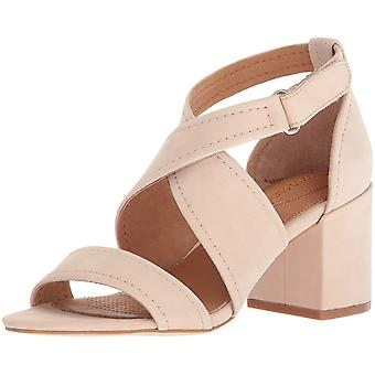 Corso Como Women's Shoes Nattie Leather Open Toe Casual Strappy Sandals
