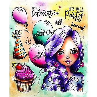 LDRS Creative Celebration Art Journal Stamps