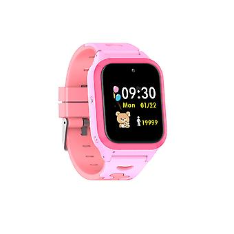 2G Smartwatch with GPS and SOS function - Pink