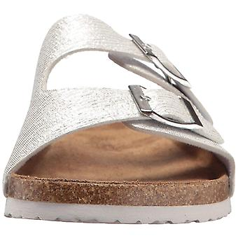 Report Womens Blaise Open Toe Casual Slide Sandals