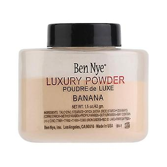 Trendy And Luxury Banana Powder Bottle For Face Makeup - Women Lady Facial