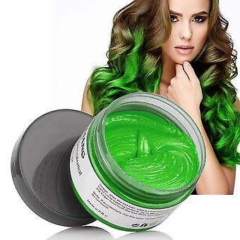 Hair Wax Styling - Silver Grey Temporary Dye Disposable, Celebrate Molding