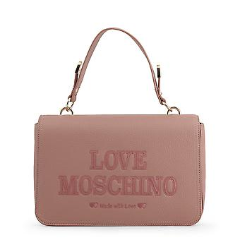 Love moschino jc4288p women's magnetic fastening crossbody bag