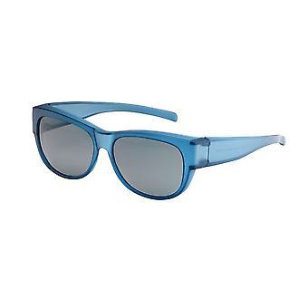 Sunglasses Unisex blue with grey lens VZ0023M2