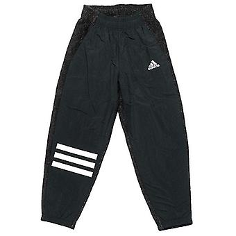 Boy-apos;s adidas Junior ID Warm Jog Pants en noir