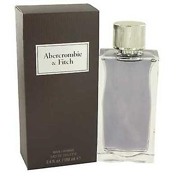 First Instinct By Abercrombie & Fitch Eau De Toilette Spray 3.4 Oz (men) V728-533444