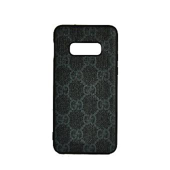 Phone Case Shockproof Cover Monogram GG For Samsung S10(5G) (Mix Grey)