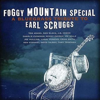 Foggy Mountain Special: Bluegrass Tribute to Earl - Foggy Mountain Special: Bluegrass Tribute to Earl [CD] USA import