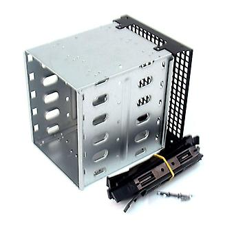 Large Capacity Stainless Steel, Hdd Hard Drive Cage Rack, Sas Sata Hard Drive,