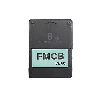 Mcboot Card For Sony Ps2 For Playstation2 8mb/16mb/32mb/64mb Memory Card