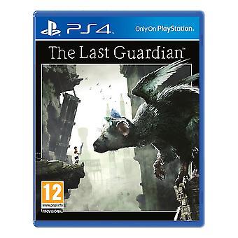 Det sista Guardian PS4 spelet