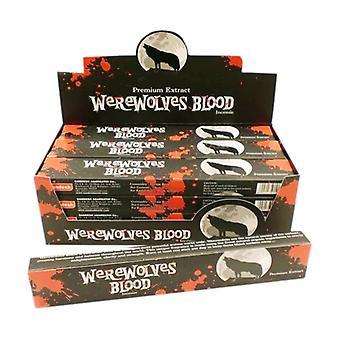 Werewolf Blood Incense 15 g