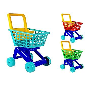 Toy cart - blue Trolley - 38x29x60 cm