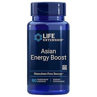 Estensione della vita Asian Energy Boost, 90 Vcap