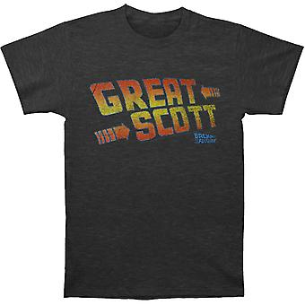 Back To The Future Great Scott Camiseta