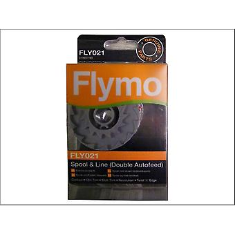 Flymo Double Spool & Line (Flymo21) HP-200