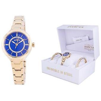 Invicta Angel 29323 Quartz Diamond Accenter Kvinnor' s Watch