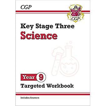 Nova KS3 Science year 9 pasta de trabalho direcionada (com respostas)